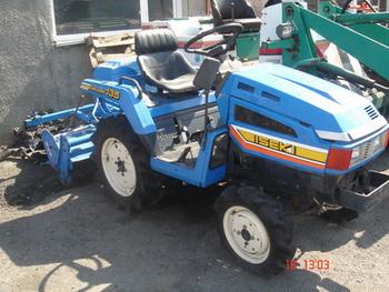 Трактор Iseki Япония