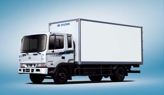Промтоварные фургоны HD120