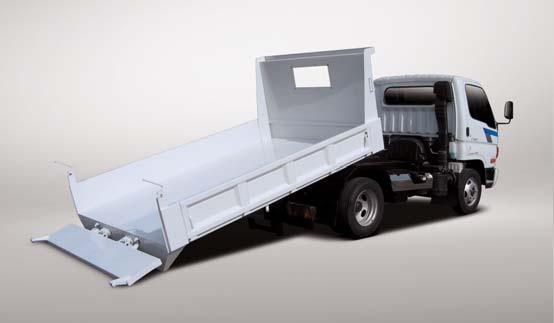 Бортововой грузовик-эвакуатор hd120