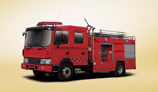 Пожарные машины hd 120