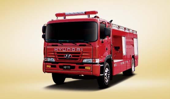 Пожарные машины hd170