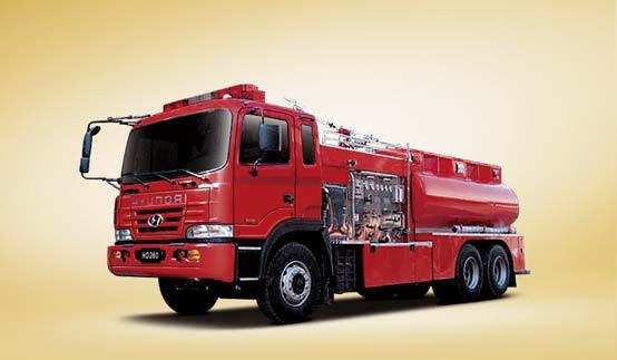 Пожарная машина hd 260