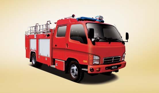 Пожарные машины Hyundai