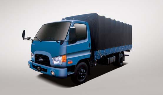 Войсковые грузовики  hd72