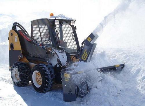 снегоуборщик роторный